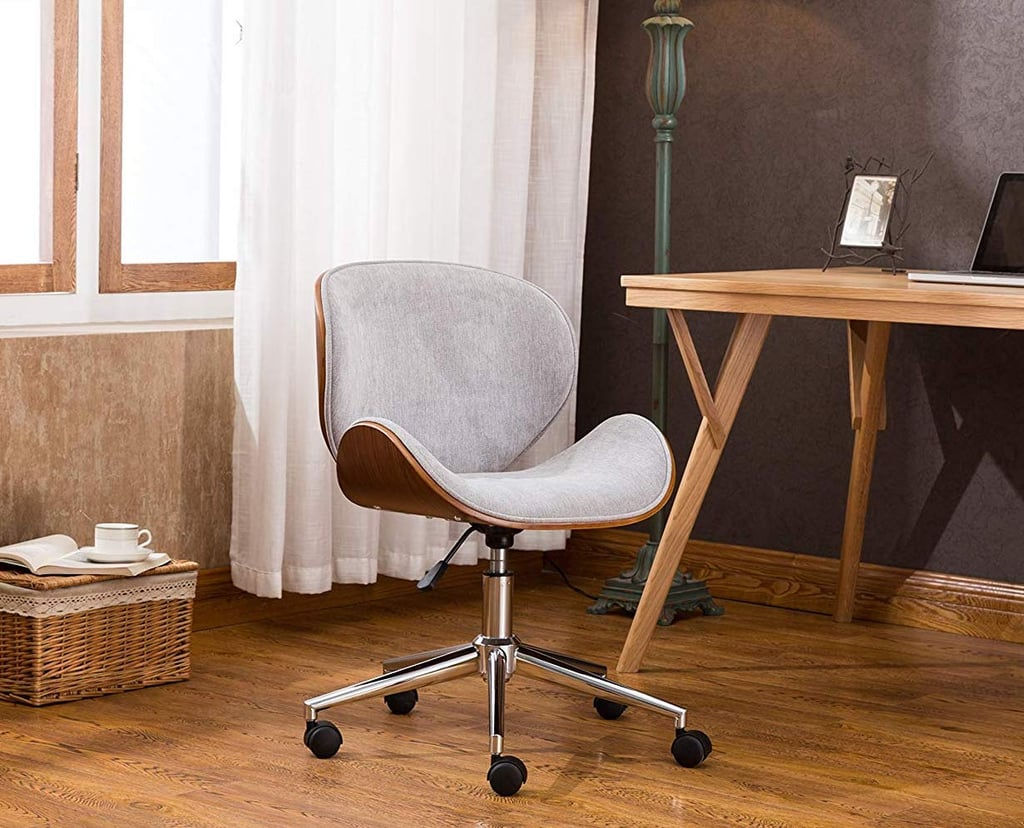 Porthos Home Branson Mid Century Style Office Chair Best Home Office Furniture From Amazon Popsugar Home Uk Photo 10