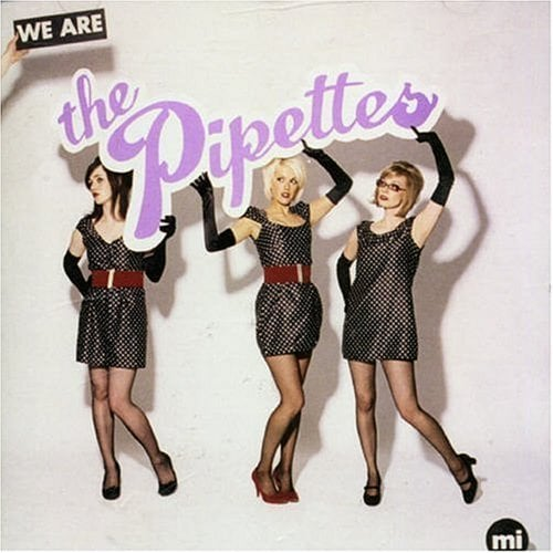"Music Video: The Pipettes, ""Pull Shapes"""