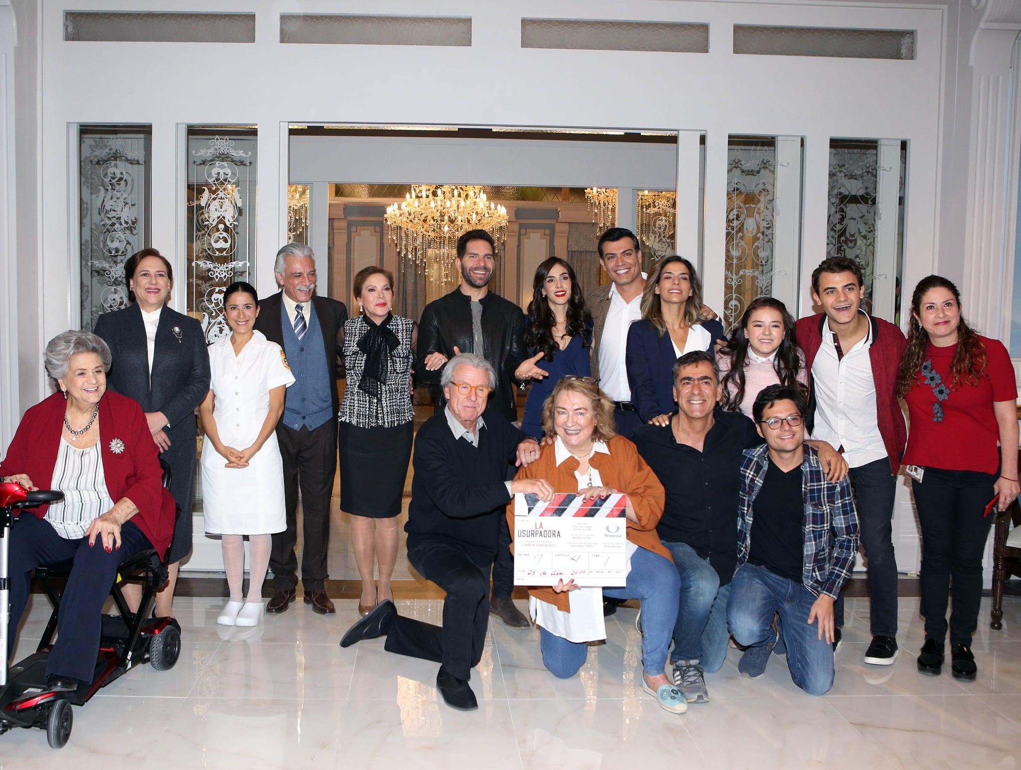 La Usurpadora 2019 starts production