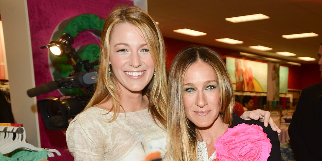 Target Canada Launch: Sarah Jessica Parker and Blake Lively