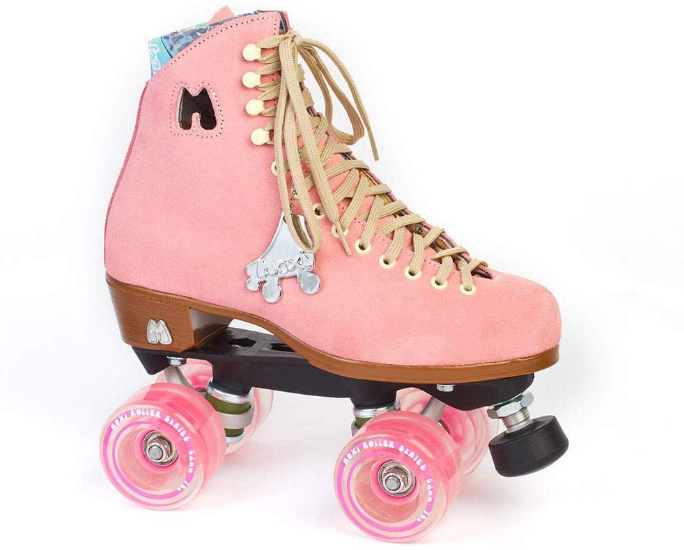 Moxi Skates Lolly Fashionable Women's Quad Roller Skates