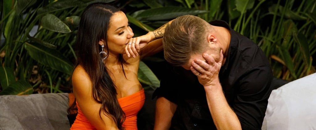 Surprise! Dean Double-Crossed Davina Last Night in the Most Dramatic MAFS Episode Ever