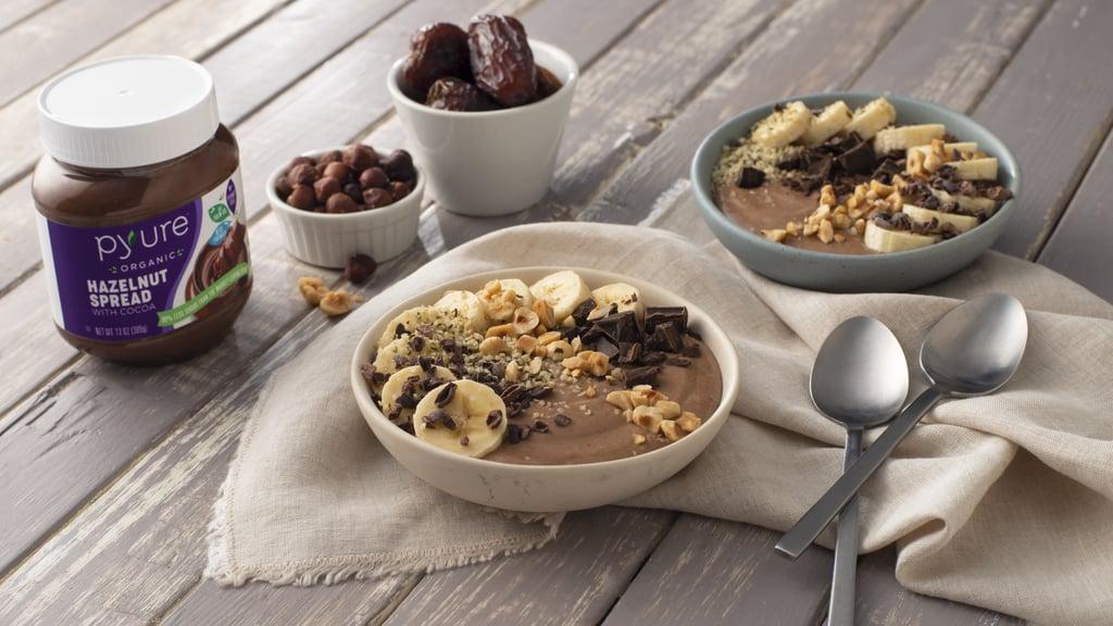 Chocolate-Hazelnut Smoothie Bowl