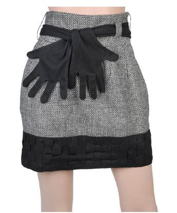 Forever 21 Belted Glove Skirt: Love It or Hate It?