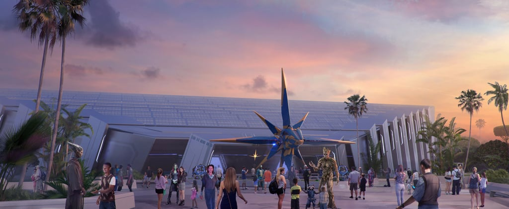 A Guardians of the Galaxy Attraction Is Coming to Disney World, but It's Not What We Thought