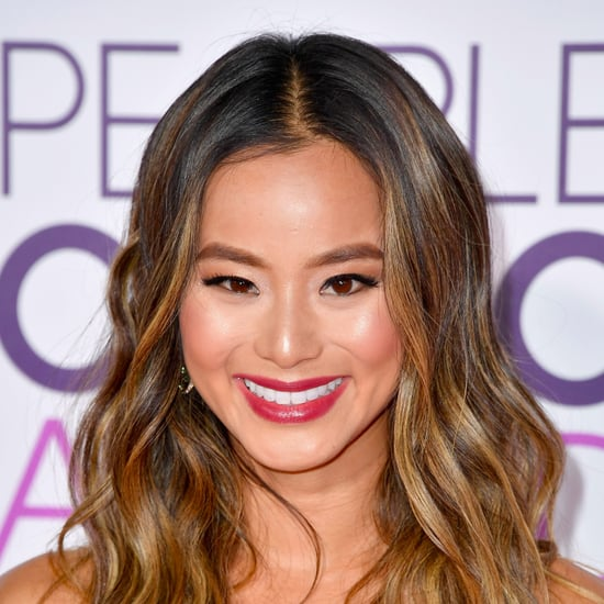 Jamie Chung's Hair at the 2017 People's Choice Awards