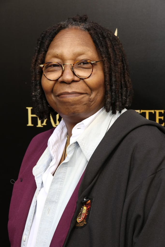Whoopi Goldberg at Harry Potter and the Cursed Child Opening
