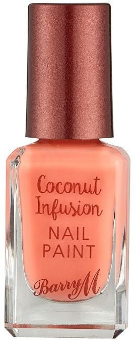 Barry M Coconut Infusion Gel Nail Paint 6 Flamingo