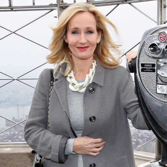 JK Rowling Defends Serena Williams on Twitter