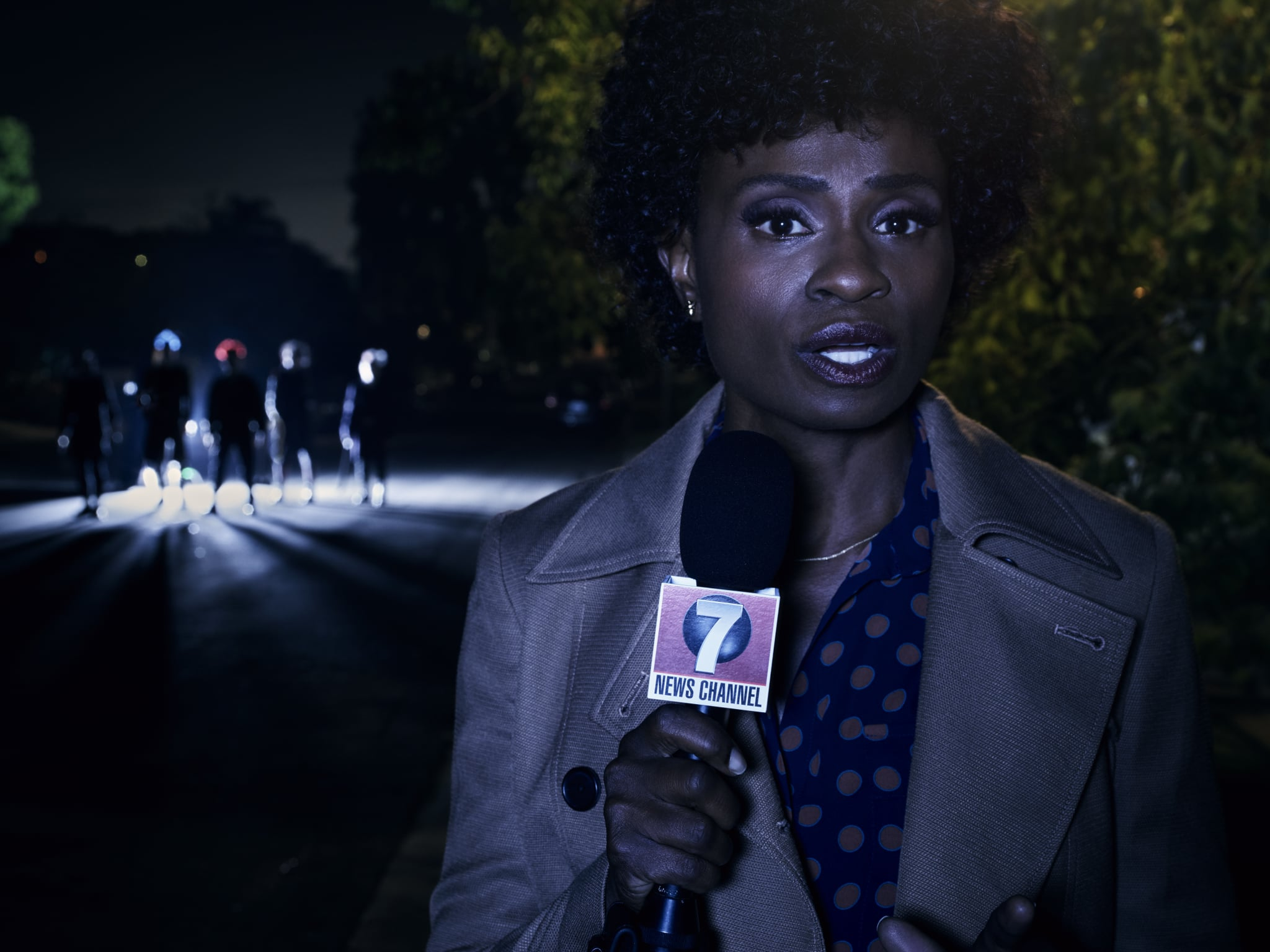 AMERICAN HORROR STORY: CULT -- Pictured: Adina Porter as Beverly Hope. CR: Frank Ockenfels/FX