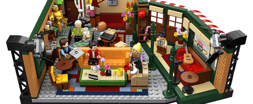 Friends 25th Anniversary Central Perk Lego Set
