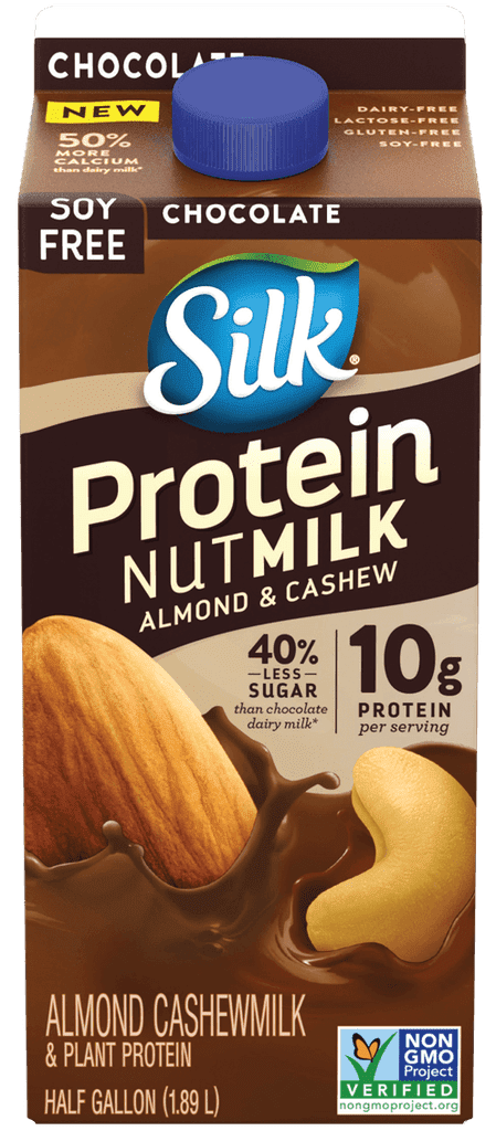 Silk Chocolate Protein Nutmilk