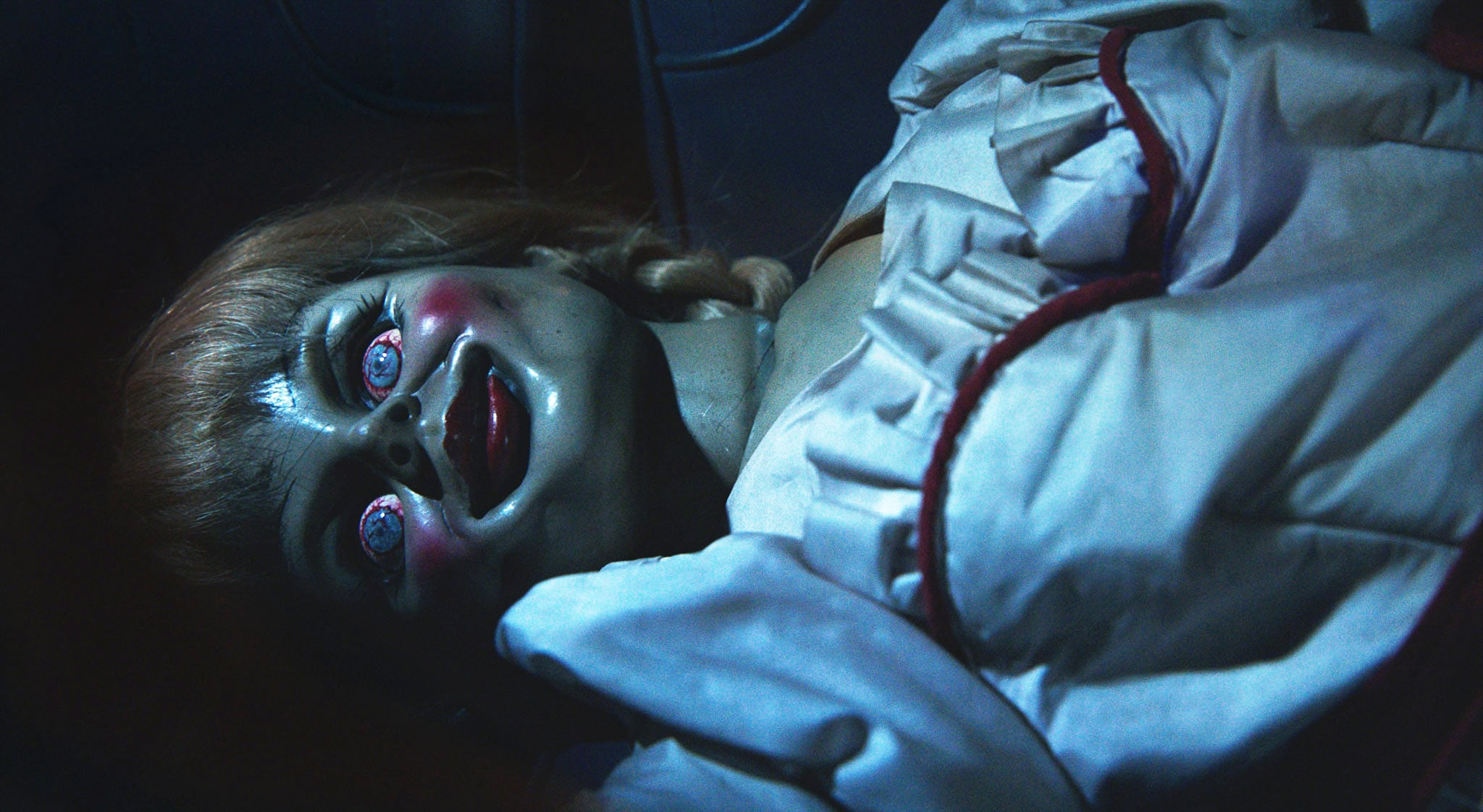 ANNABELLE, 2014. Warner Bros. Pictures/courtesy Everett Collection