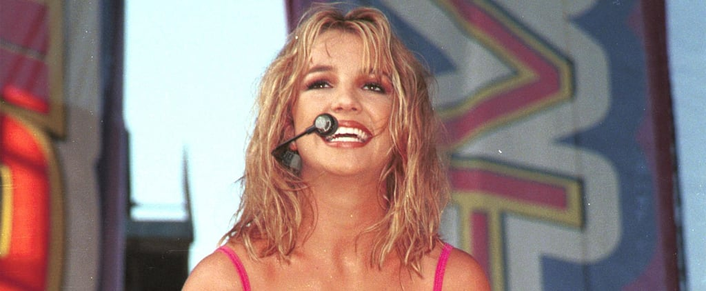 Britney Spears Baby One More Time 20th Anniversary Post