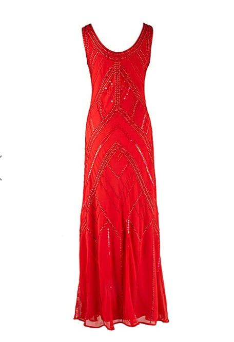 Fashion World Deco Style Dress (£49)