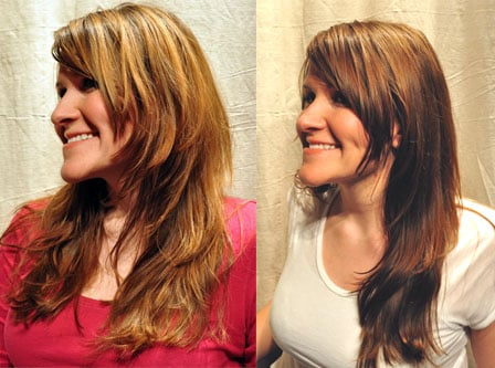 Frederic Fekkai Salon Color Review with Before and After Photo