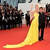 Charlize Theron and Sean Penn at Cannes Film Festival