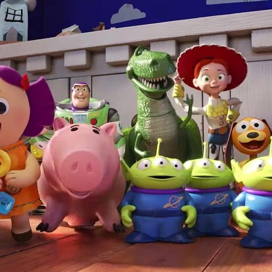 ردود الأفعال على الفيديو الترويجي لفيلم 4 Story Toy