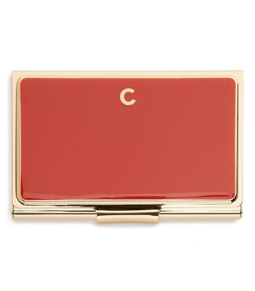 A business card holder college graduate essentials popsugar a business card holder colourmoves