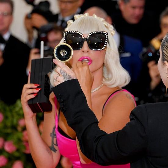 Lady Gaga's Glam Squad at Met Gala 2019