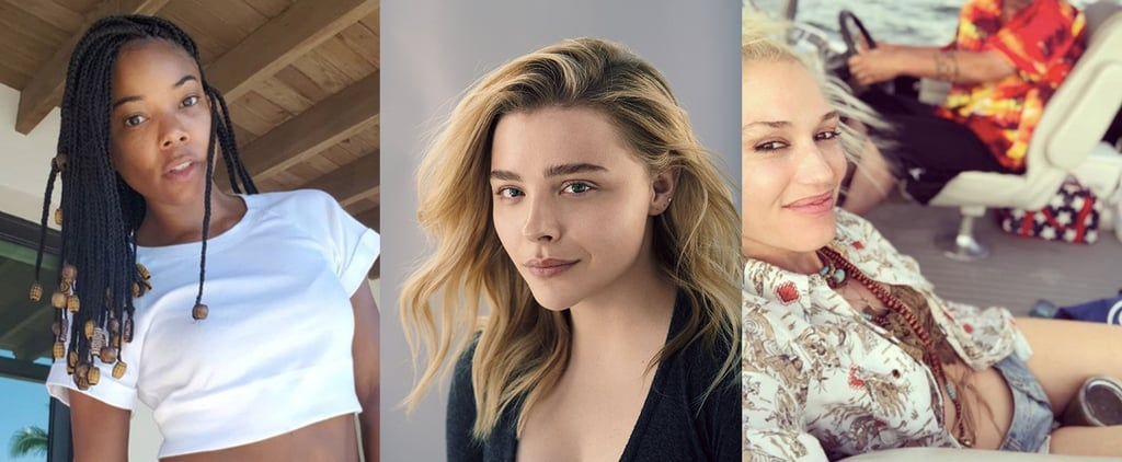 Celebrity Make-Unders