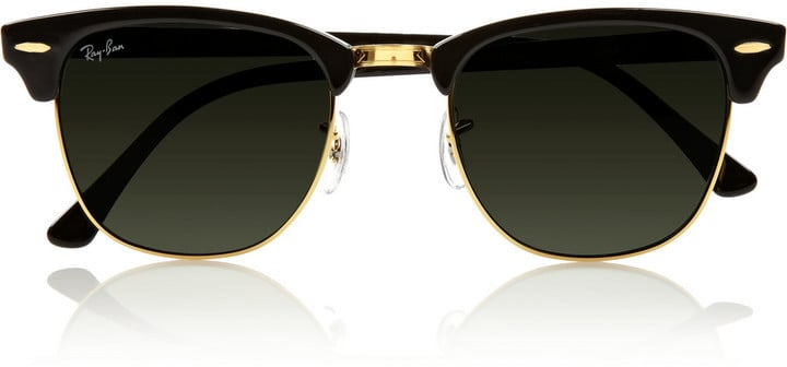 Ray-Ban Clubmaster Acetate Sunglasses ($150)