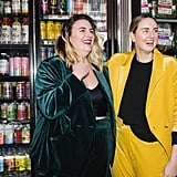 Universal Standard's Velvet Suit Campaign