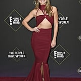 Hannah Brown at the 2019 People's Choice Awards