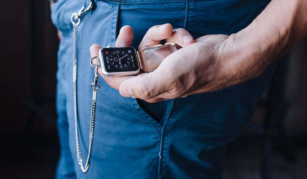 Apple Watch Necklace