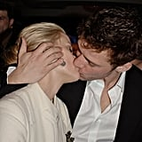 Reese and Ryan shared a passionate smooch at a Golden Globes after party in January 2006.