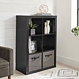 Better Homes and Gardens Square 4-Cube Storage Organizer