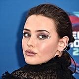 Katherine Langford Teen Choice Award Makeup 2018
