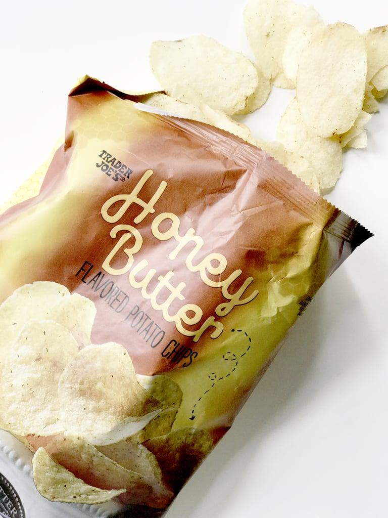 Trader Joe's Honey Butter Flavored Potato Chips ($2)