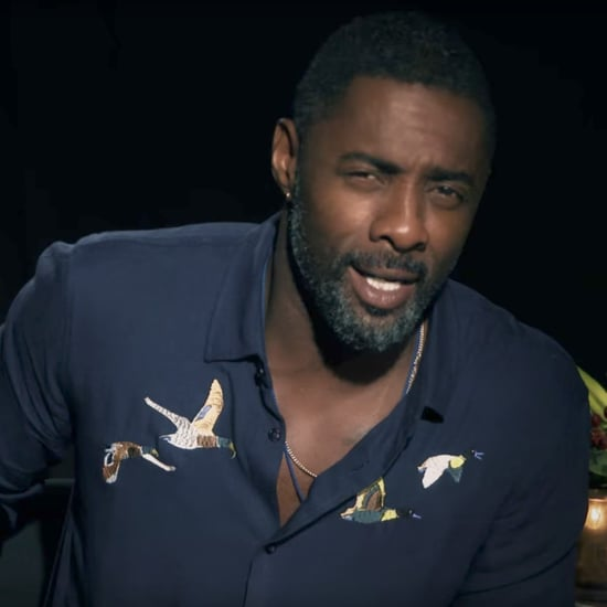 Idris Elba Reads Fan Fiction Video