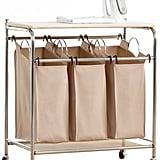 Neatfreak Hampers Laundry Triple Sorter