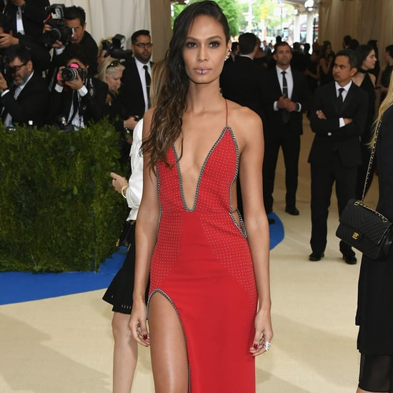 Joan Smalls Met Gala Dress 2017