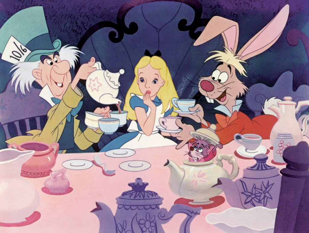 Alice in wonderland birthday party-9026