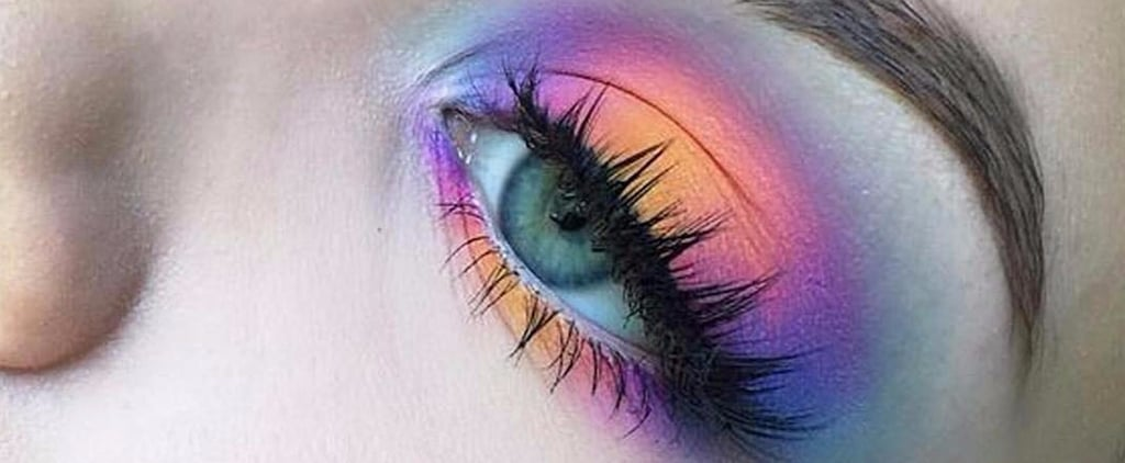 Sunset Eye Shadow Is Trending on Instagram — Just in Time For Summer