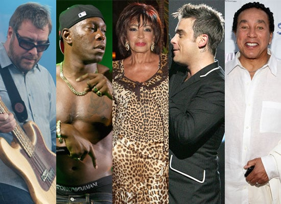 Poll on Whether You'll Watch Robbie Williams or Dizzee Rascal at the BBC Electric Proms