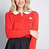 ModCloth for Hello Kitty Familiar Friend Cardigan