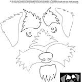 22 Downloadable Dog Breed Pumpkin Stencils