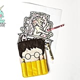 Harry Potter Crayon Buddy