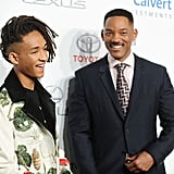 Will Smith and His Family at the EMA Awards 2016