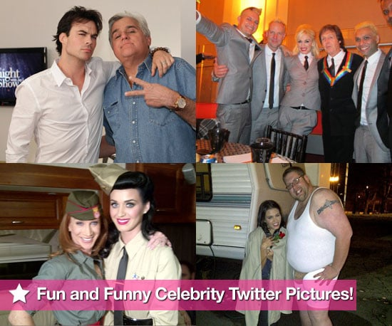 Celebrity Twitter Pictures 2010-12-10 07:00:00