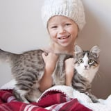 Mom Adopts Terminally Ill Kitten to Teach Her Kids About Compassion