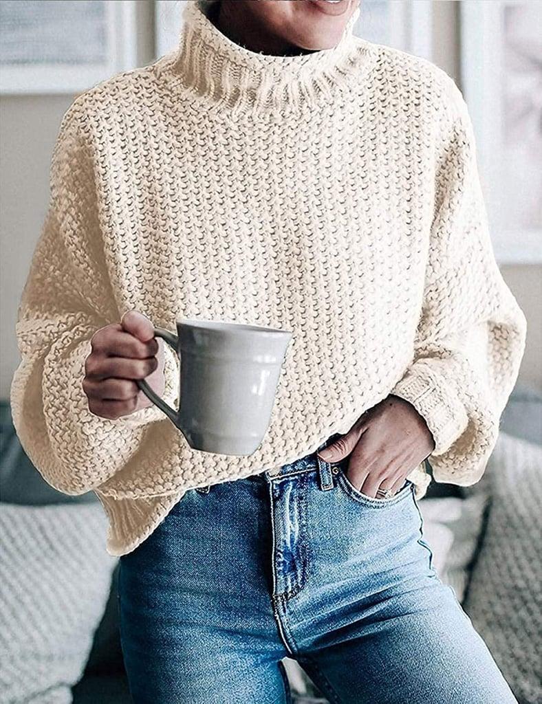 A Staple Turtleneck Sweater