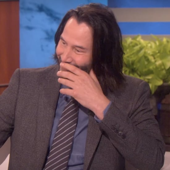 Keanu Reeves on The Ellen DeGeneres Show Video May 2019