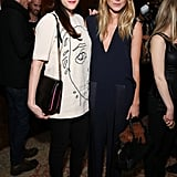 Liv Tyler and Dree Hemingway at Stella McCartney's Pre-Fall 2014 Party