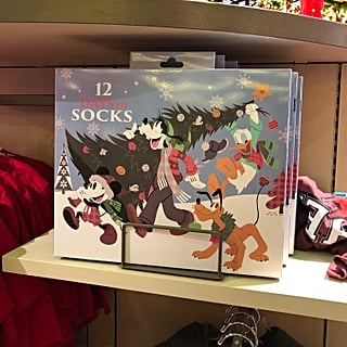 Disney Christmas Socks Advent Calendar 2018
