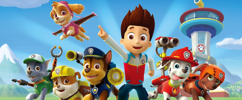 PAW Patrol Movie Voice Cast Details